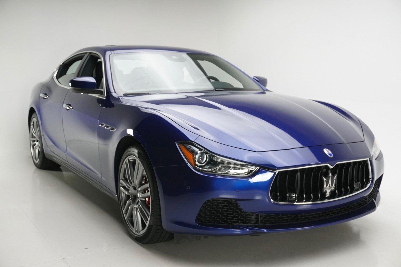2017 Maserati Ghibli S In Charlotte Nc Foreign Cars Italia