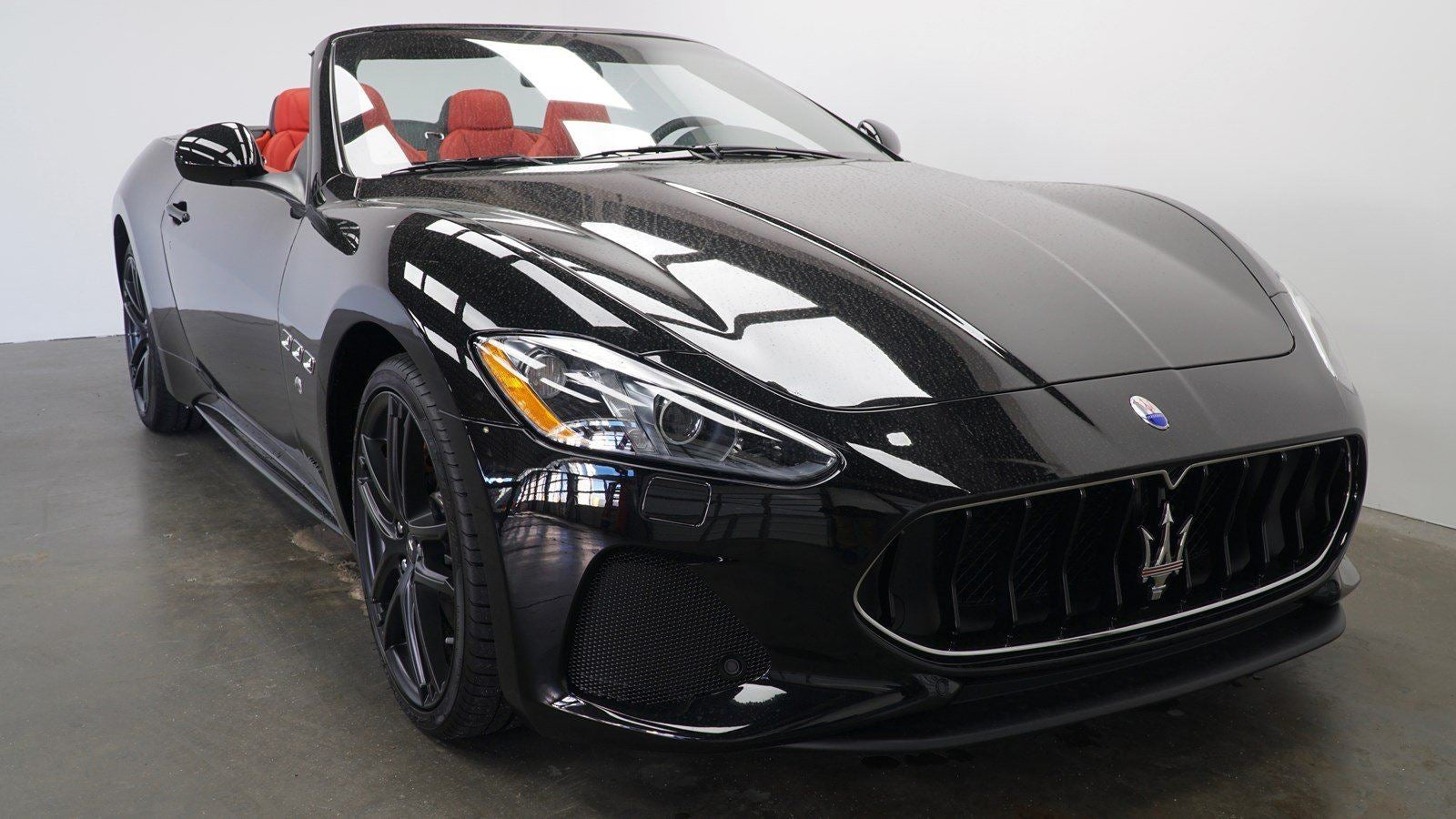 2018 Maserati GranTurismo Convertible Charlotte NC ...