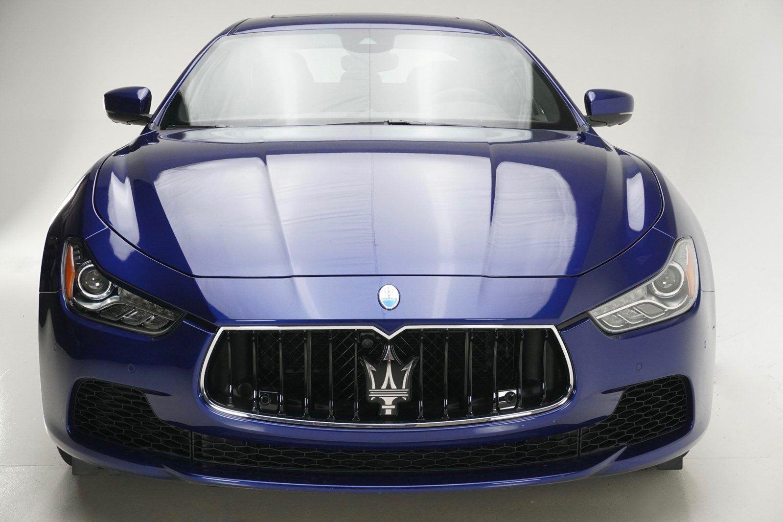 Maserati Ghibli S Charlotte NC Cornelius Davidson - Maserati roadside assistance