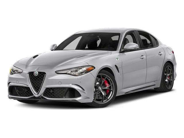 2018 Alfa Romeo Giulia Quadrifoglio Charlotte NC
