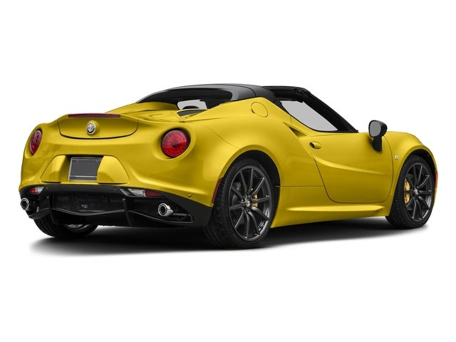 2016 Alfa Romeo 4c 2dr Conv Spider In Charlotte Nc Foreign Cars