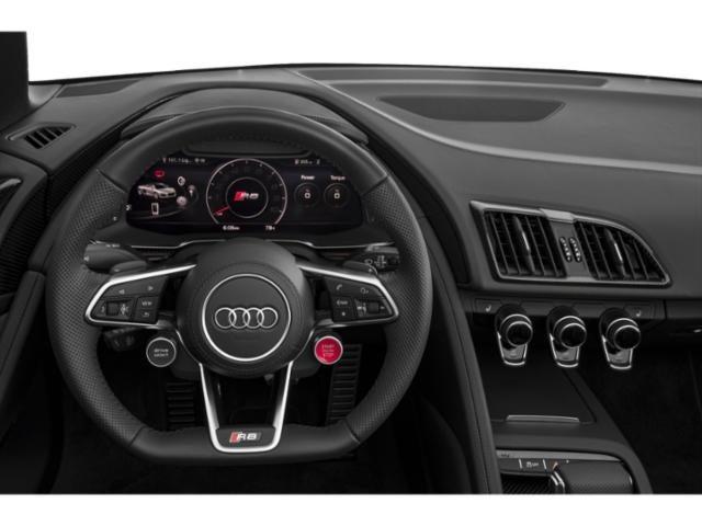 2018 Audi R8 Spyder V10 Plus Charlotte Nc Cornelius Davidson
