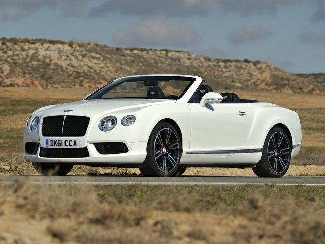 2013 Bentley Continental Gt V8 2dr Conv Charlotte Nc Cornelius