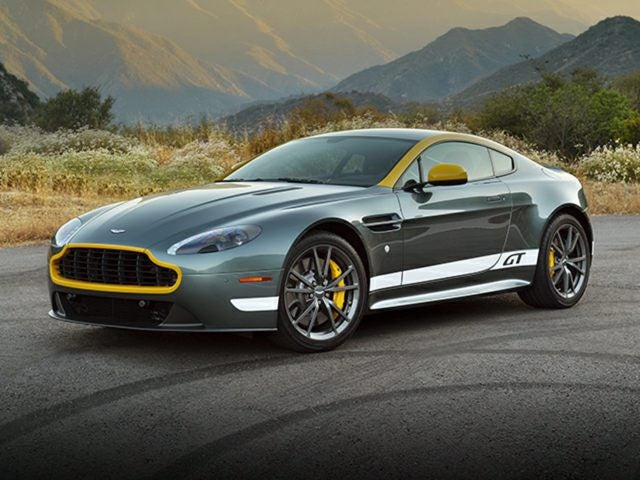 2015 Aston Martin V8 Vantage Gt In Charlotte Nc Foreign Cars Charlotte