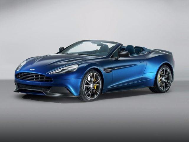 Aston Martin Vanquish S Charlotte NC Cornelius Davidson - 2018 aston martin