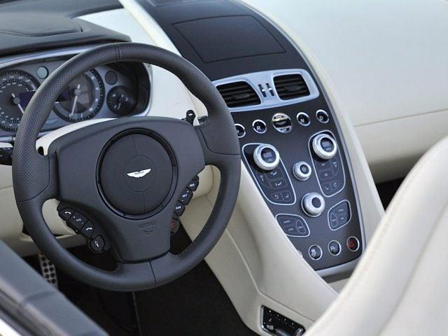 Aston Martin Vanquish S Charlotte NC Cornelius Davidson - Aston martin vanquish