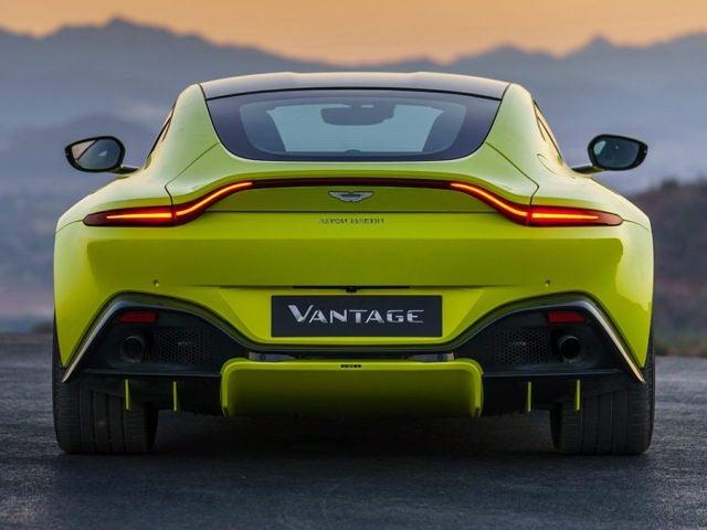 2019 Aston Martin Vantage 2dr Cpe Charlotte Nc Cornelius Davidson