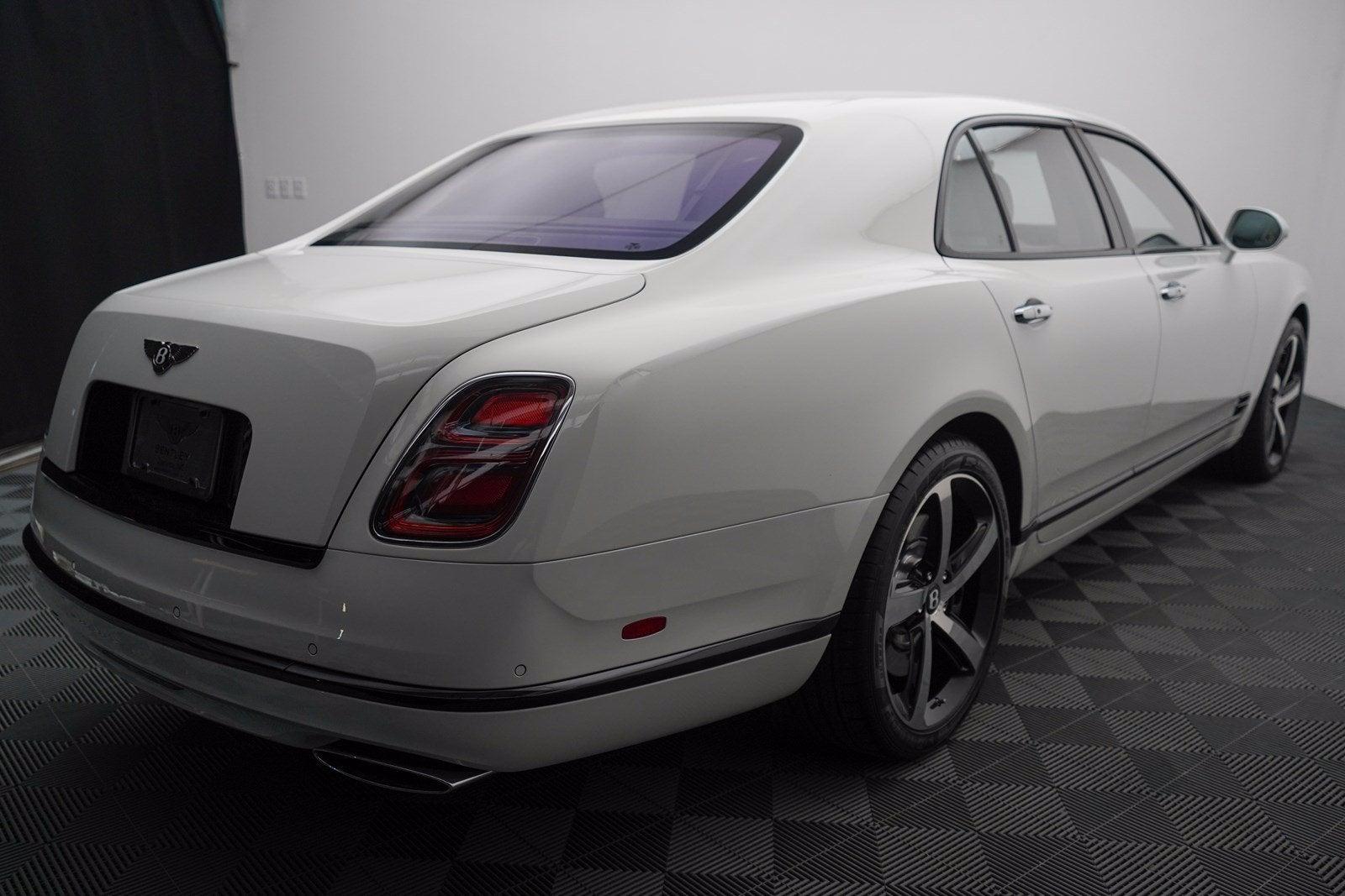 2018 Bentley Mulsanne Charlotte NC
