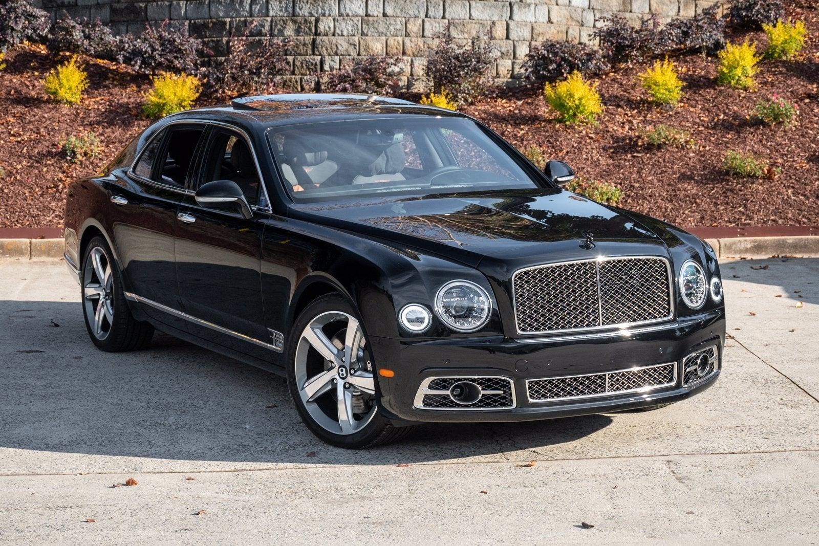 2020 Bentley Mulsanne Speed Charlotte Nc Cornelius Davidson Huntersville North Carolina Scbbt7zh2lc004719
