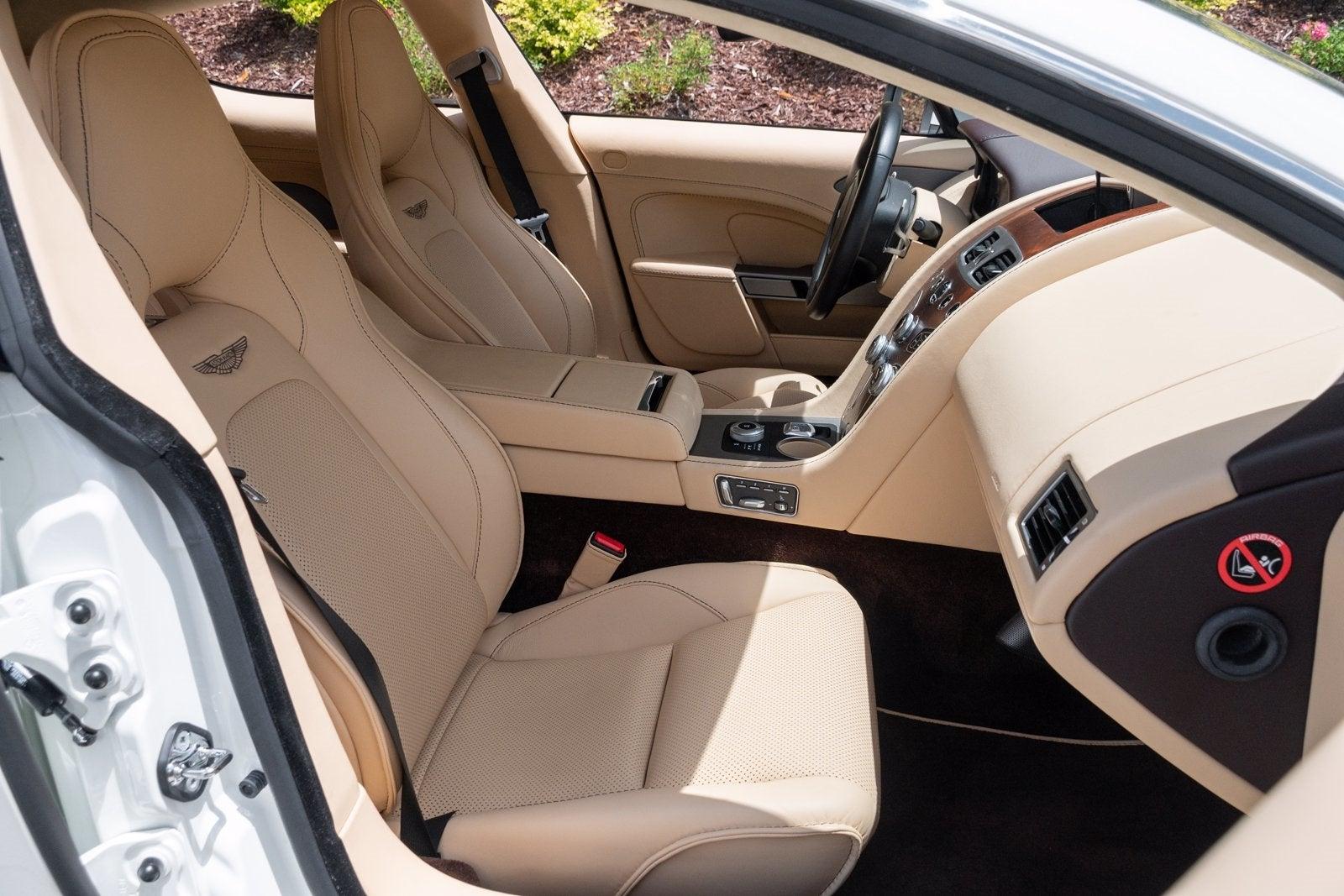 2017 Aston Martin Rapide S Charlotte Nc Cornelius Davidson