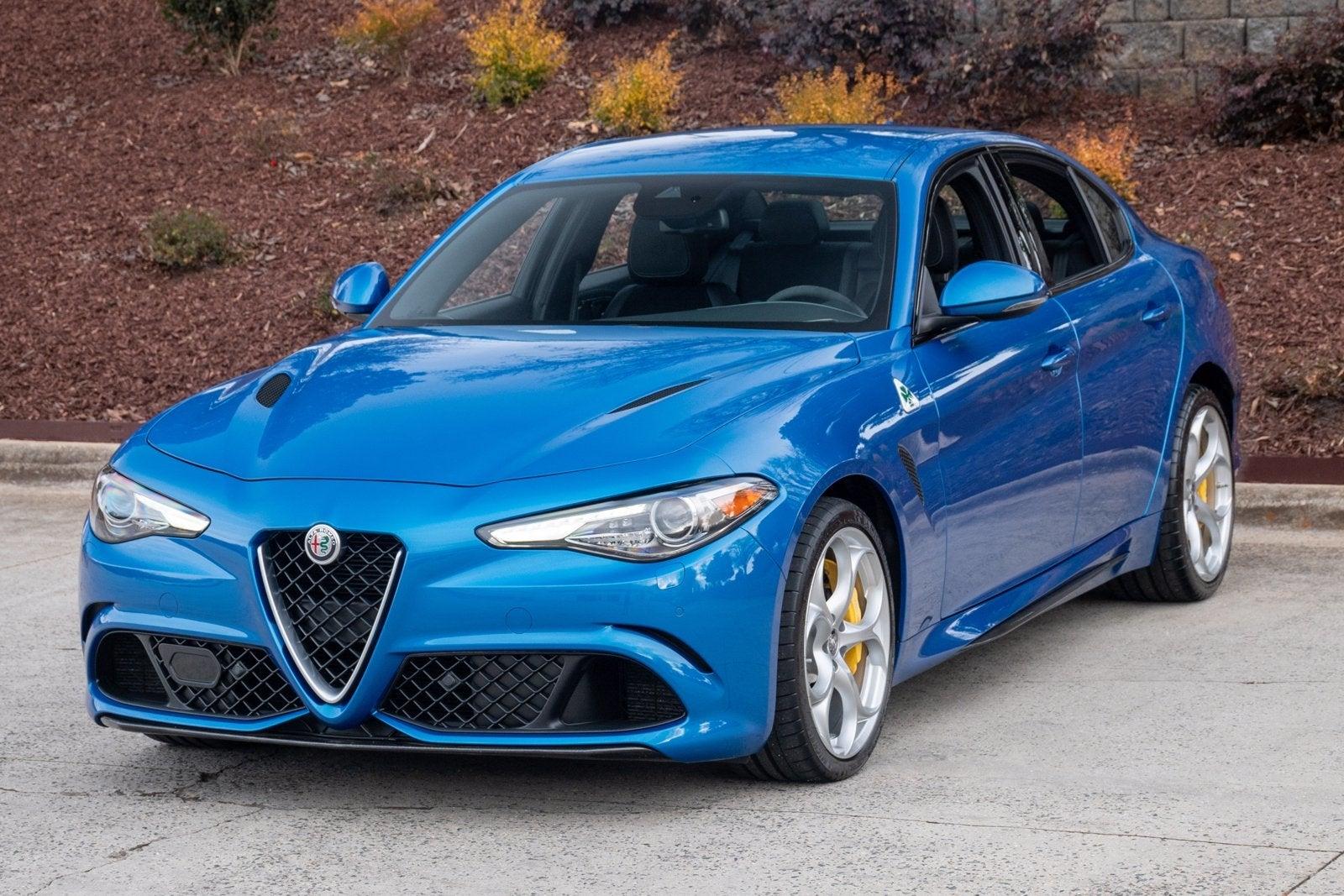2019 Alfa Romeo Giulia Quadrifoglio Charlotte Nc Cornelius